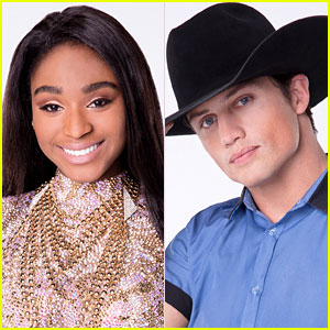 DWTS' Normani Kordei Responds to Bonner Bolton's Date Invitation!