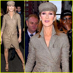 Celine Dion Makes NYC Her Runway Ahead of the Met Gala!
