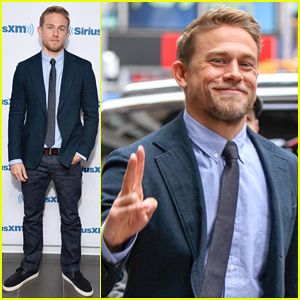 Charlie Hunnam Starring In 'King Arthur' Fulfills His Childhood Dream!