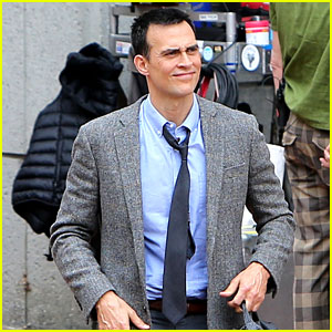 Cheyenne Jackson Confirmed for 'AHS' Season 7 - Set Pics!