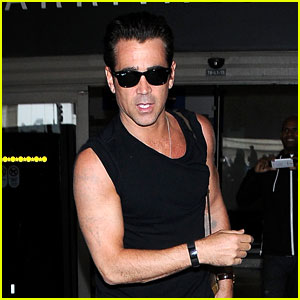 Colin Farrell's Arm Tattoos