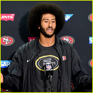 NFL's Colin Kaepernick Is Being Praised for This Act of Charity