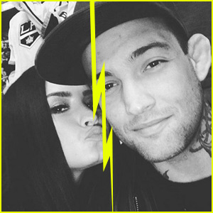 Demi Lovato & Guilherme Vasconcelos Split After a Few Months of Dating