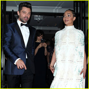 Dominic Cooper Joins Ruth Negga at Met Gala 2017!