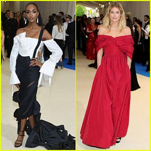 Jourdan Dunn Helped Design Her Met Gala 2017 Dress!