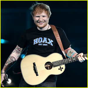Ed Sheeran Performs at Billboard Music Awards 2017 Live From Chile - Watch Now!