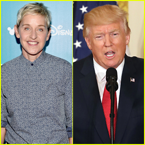 Ellen DeGeneres Says She Will Not Have Donald Trump on Her Show