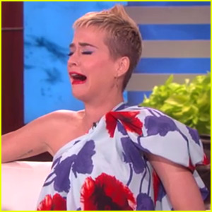 Ellen Forgot That Katy Perry Was Married & It Was Too Funny (Video)