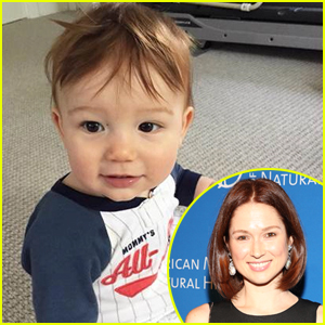 Ellie Kemper Shares Adorable First Photo of Son James!