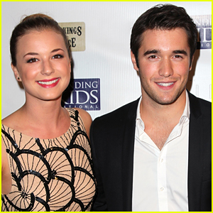 Emily VanCamp & Josh Bowman Are Engaged - See Her Ring!