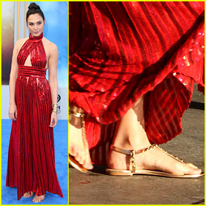 Gal Gadot Has Perfect Reason for Wearing Flats Instead of Heels
