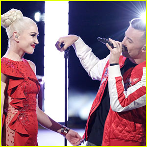 Gwen Stefani Performs 'Don't Speak' with Hunter Plake on 'The Voice' Finale (Video)