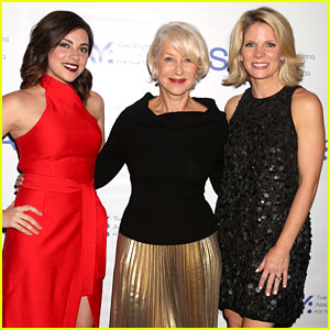 Helen Mirren Hosts Stuttering Association Gala After Explaining Her Stance on Feminism