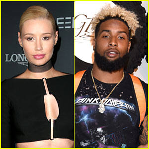 Iggy Azalea on Odell Beckham Jr. Dating Rumors: 'I Don't Even Know Him' (Video)