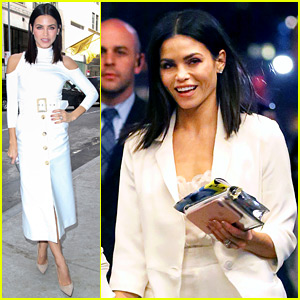 Jenna Dewan Tatum Sees Broadway's 'Dear Evan Hansen' with Stylist Brad Goreski