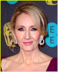 J.K. Rowling's 'Harry Potter' Prequel Stolen, She Speaks Out