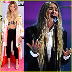 Julia Michaels Performs 'Issues' at Billboard Music Awards 2017 (Video)