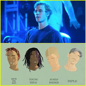 Justin Bieber Raps On Diplo's: 'Bankroll' Stream & Lyrics - Listen Here!