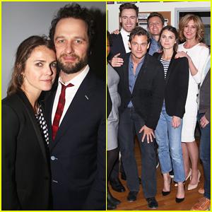 Keri Russell, Hugh Dancy & Jonathan Groff Team Up For 'An American Daughter' Benefit Reading