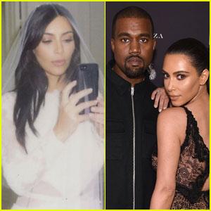 Kim Kardashian Writes Sweet Note to Kanye West on Third Wedding Anniversary!