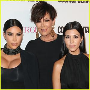 Kourtney Kardashian & Kris Jenner Offer to be Kim Kardashian's Surrogate