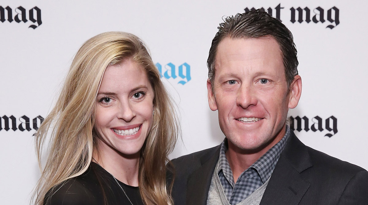 Lance Armstrong Is Engaged to Anna Hansen – See the Ring! | Anna ...
