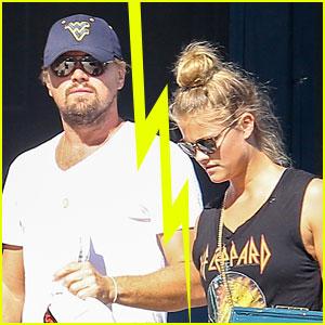 Leonardo DiCaprio & Nina Agdal Split After Almost a Year Together