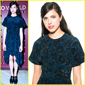 The Leftovers' Margaret Qualley Celebrates Kenzoworld Launch