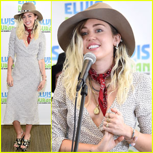 Miley Cyrus Says 'Malibu' Isn't a Typical Love Song (Video)