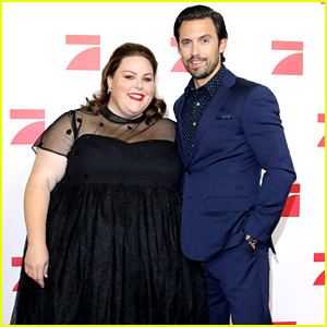 This Is Us' Milo Ventimiglia & Chrissy Metz Bring the Show to Germany!