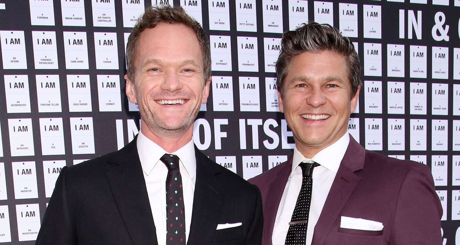 Neil Patrick Harris Pens Sweet Birthday Note For Husband