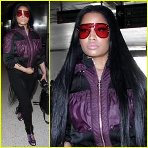 Nicki Minaj Won't Let Terrorists Win, Vows to Play Her Shows