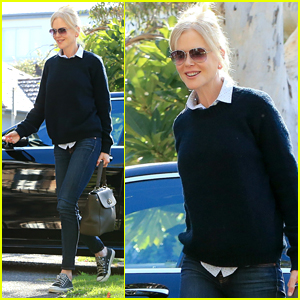 Nicole Kidman is Getting Ready for Her Upcoming Birthday!