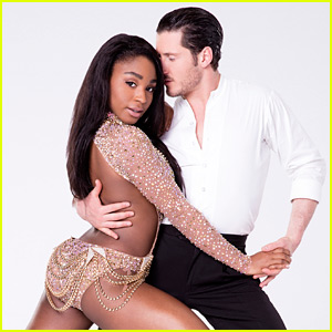 Normani Kordei & Val Chmerkovskiy Totally Nail Their Final 'DWTS' Dances - Watch Now!
