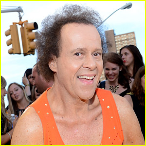 How Is Richard Simmons Helping People Through Coronavirus?!