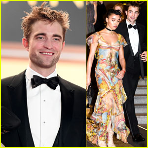 FKA twigs Joins Robert Pattinson for His Cannes Premiere!