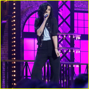 Rumer Willis Belts Out 'Hit 'Em Up Style' on 'Lip Sync Battle'
