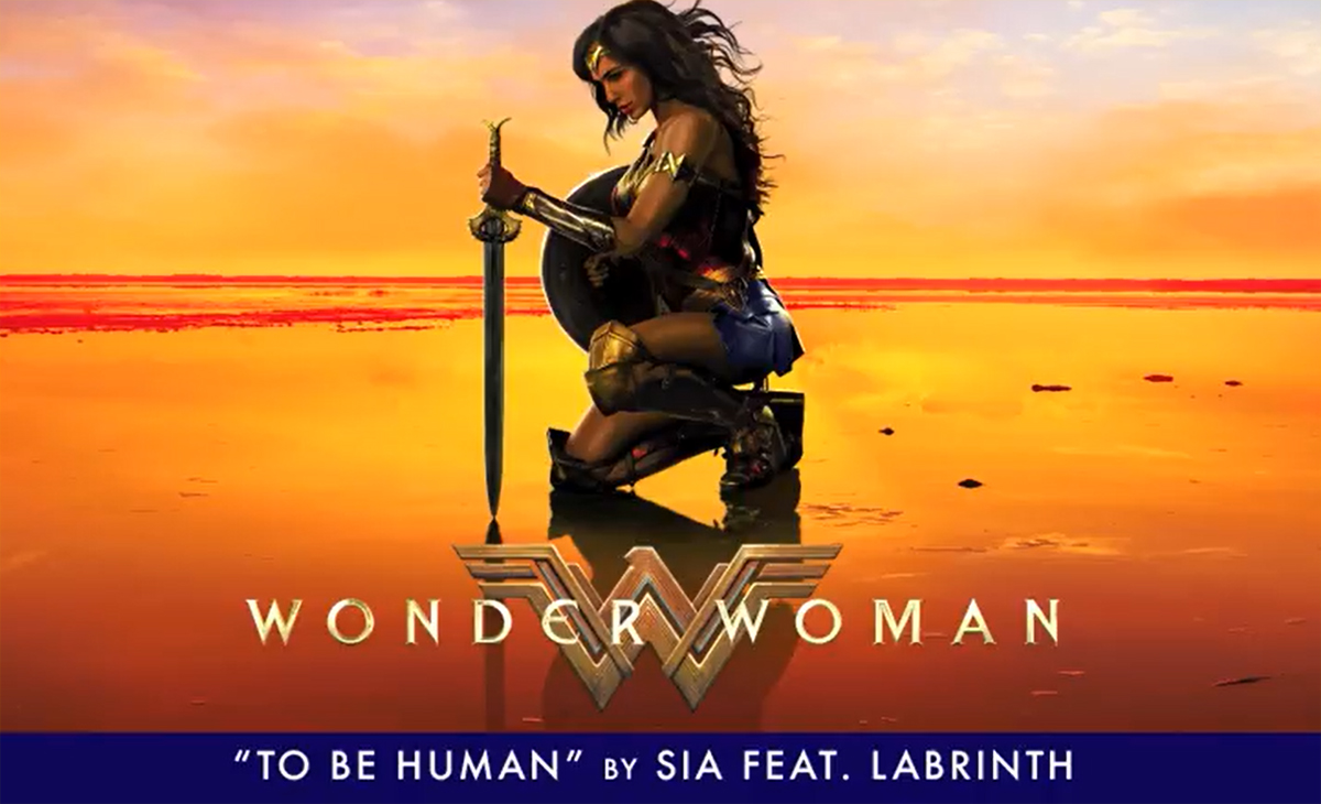 Sia s to be human from wonder woman stream lyrics for Sia download