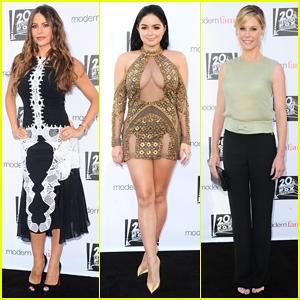 Sofia Vergara & Julie Bowen Praise Ariel Winter For Confidence!
