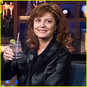 Susan Sarandon Says Debra Messing is 'Trumpian' & 'Not Very Well Informed'
