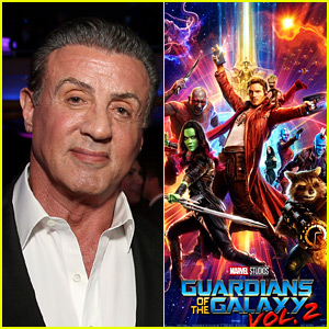 Sylvester Stallone Posts His 'Guardians 2' Cameo Video Online