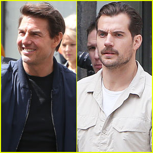 Tom Cruise Films 'Mission Impossible 6' Just Blocks From Katie Holmes & Jamie Foxx's Hotel