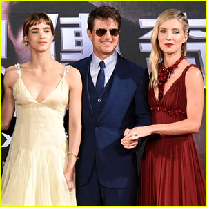Tom Cruise & 'Mummy' Cast Promote the Movie in Taiwan