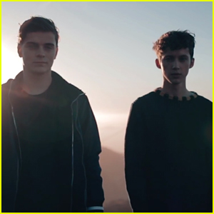 Troye Sivan & Martin Garrix Drop 'There For You' Music Video - WATCH!