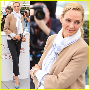 Uma Thurman Is President Of Cannes Fest Un Certain Regard Jury 2017!
