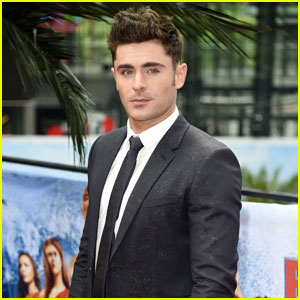 Zac Efron's Grandparents Enjoy a 'Baywatch' Movie Date!