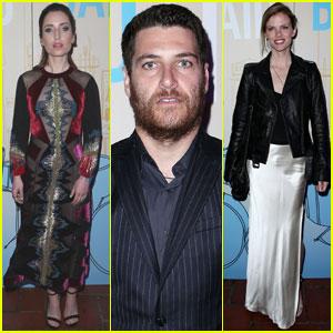 Zoe Lister-Jones & Adam Pally Premiere New Movie 'Band Aid'