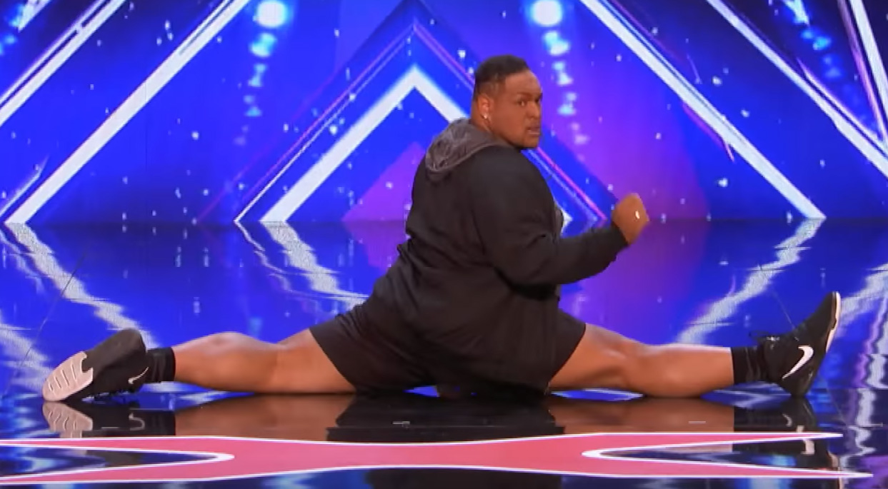 Americas got talent 2017 oscar - This America S Got Talent Dancer S Moves Will Put A Smile On Your Face Video America S Got Talent Oscar Hernandez Just Jared