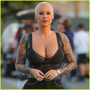 Amber Rose Challenges Fans to Post Their Own 'Fire Ass Feminist Post'