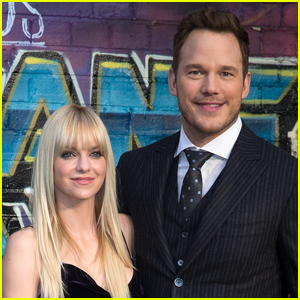 Anna Faris Shares Shirtless Photo of Hubby Chris Pratt!